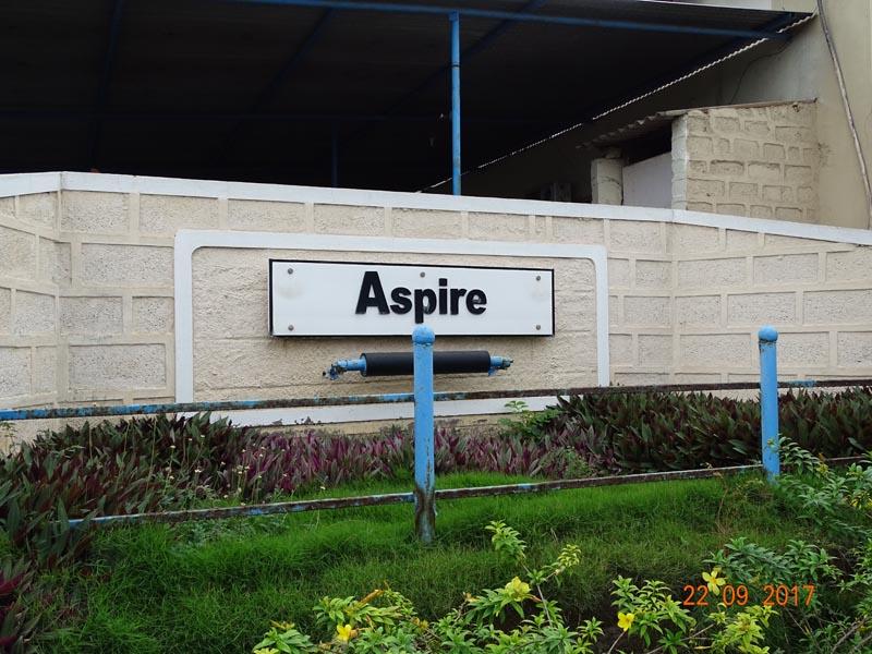 Aspire Infrastructure